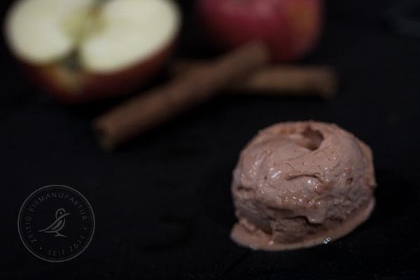 Sorbet Eis Bratapfel