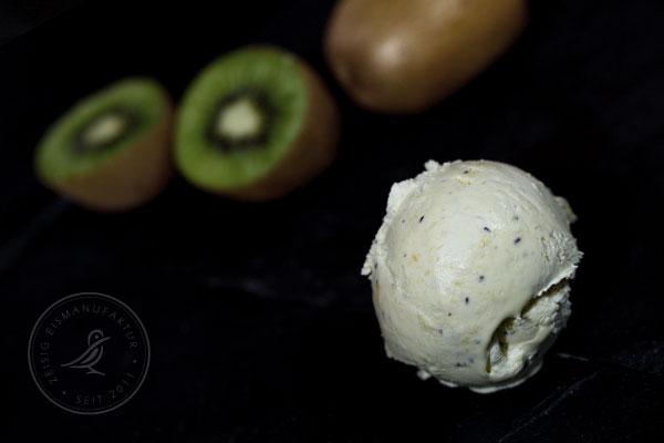 Sorbet Eis Kiwi